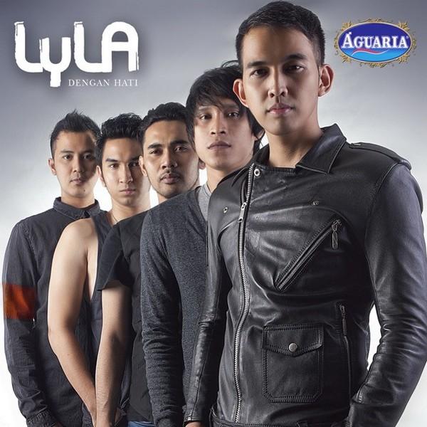 Album Baru Lyla 2013 Dengan Hati