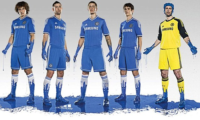 Baju Chelsea 2013 2014