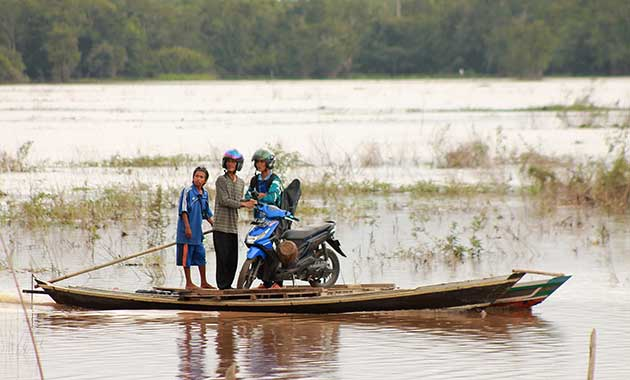 Banjir Kalimantan Selatan April 2013