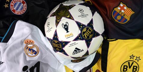 Kumpulan Fakta Menarik Dortmund Vs Real Madrid Semifinal Liga Champions 25 April 2013
