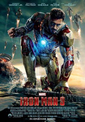 Iron Man 3 Tayang Indonesia