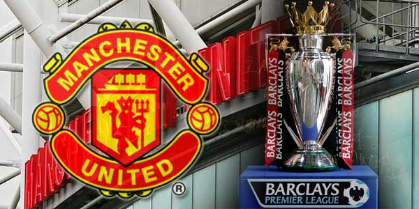 Juara Liga Inggris 2013 Manchester United