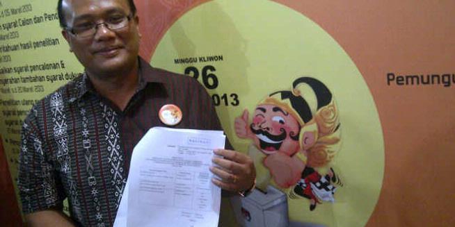 Inilah 3 Pasang Cagub dan Cawagub Pemilu Jawa Tengah 2013