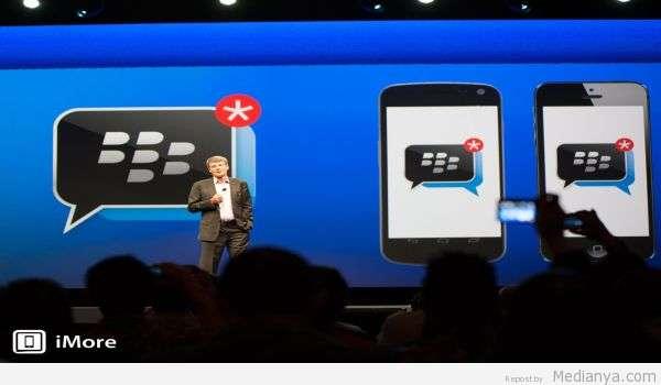 BBM Android BBM iOs 2013