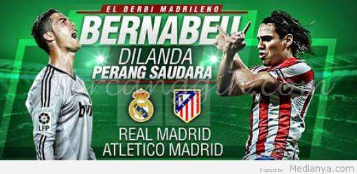 Final Copa Del Rey 2013 Real Madrid VS Atletico Madrid