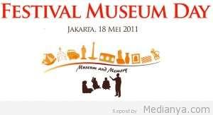 Jakarta Festival Museum Day 2013