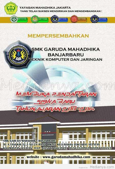 Profil SMK Garuda Mahadhika Banjarbaru (Teknik Komputer & Jaringan)