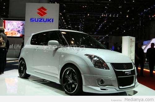 Suzuki Swift Sporty