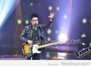 Billy Juara The Voice Indonesia 2013
