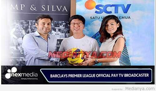 Jadwal Liga Inggris 2013/2014 Tayang di SCTV dan Indosiar