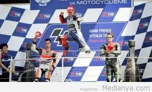 Hasil MotoGP Mugelo Italia 2013