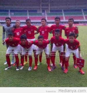 Timnas U14 Indonesia 2013 AFC
