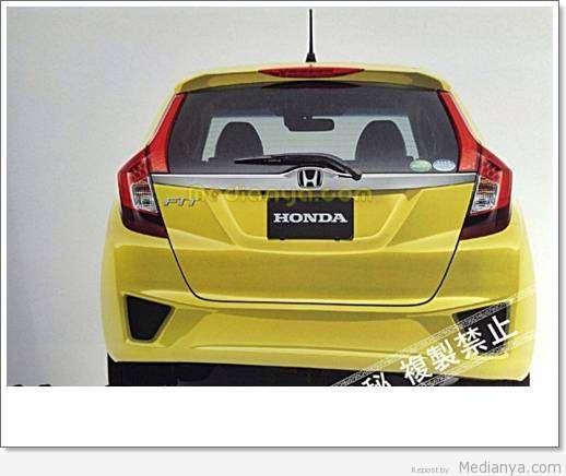 Berapa banyak Honda Jazz laris di 2014