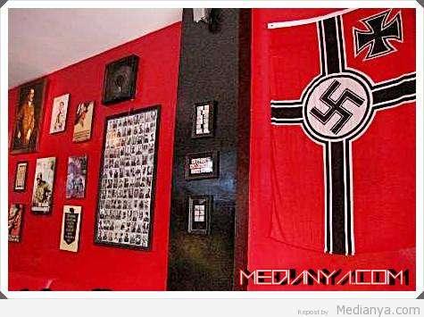Kontroversi Kafe NAZI di Bandung Terkenal Hingga Luar Negeri (Soldatenkaffe)