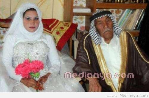 Musali Mohammed Kakek 92 Tahun Menikah