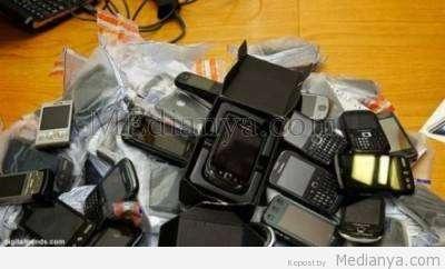 """50 Juta Ponsel Ilegal """"Black Market"""" Dimatikan Sinyalnya"""