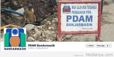 Info Air Ledeng Mati 26 – 27 Agustus 2013 Di Banjarmasin (PDAM BANDARMASIH)
