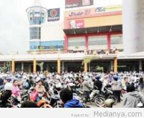 Parkir Duta Mall Banjarmasin