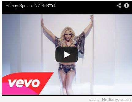 "Album Baru Britneys Spears ""Britney Jean"" Rilis Desember 2013"