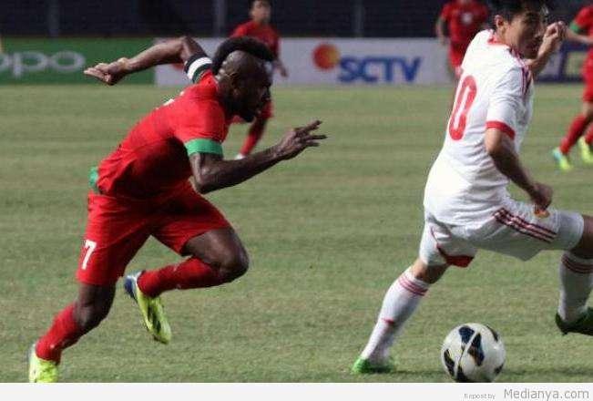 TImnas Indonesia Kualifikasi Piala Asia 2015