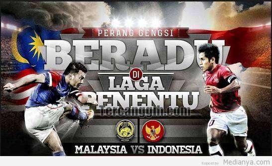 Hasil Indonesia VS Malaysia Sea Games 2013