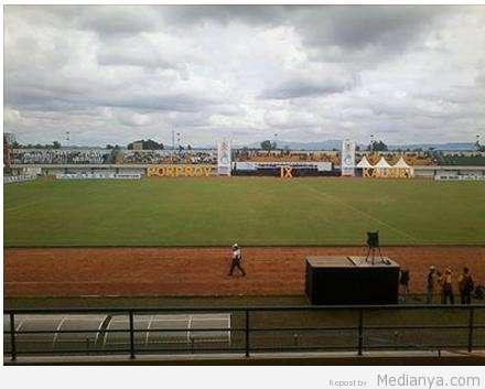 Pembukaan Porprov Kalsel 2013 Di Stadion Demang Lehman Digelar