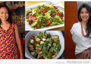 Daftar 10 Artis Indonesia Vegetarian