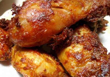 Resep Ayam Goreng Nikmat Tak Melulu Karena Bumbunya Lho!