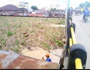 Polusi Air Sungai Banjarmasin
