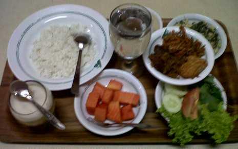 Resep Masakan Praktis Untuk Sahur