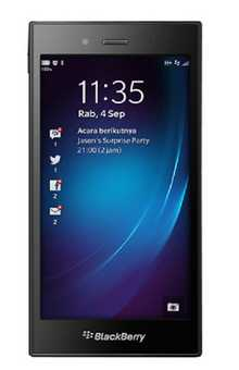Daftar Harga Blackberry Z3 dan Spesifikasi Lengkapnya