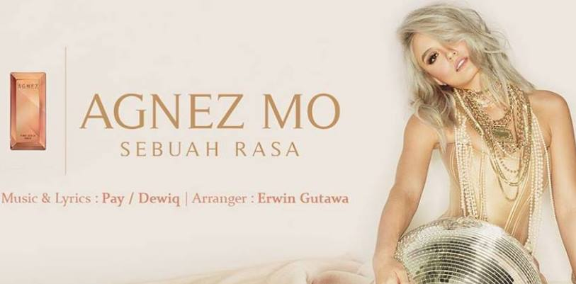 Agnez Mo Sebuah Rasa : Lagu Sedih Terbaru Kerjasama Erwin Gutawa & Dewiq