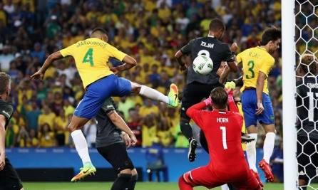 Brazil Kalahkan Jerman Di Final Olimpiade 2016 (Skor 6-5)