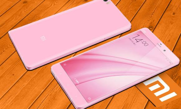 Tampil Girly Dengan Xiaomi Mi Note Pink Edition