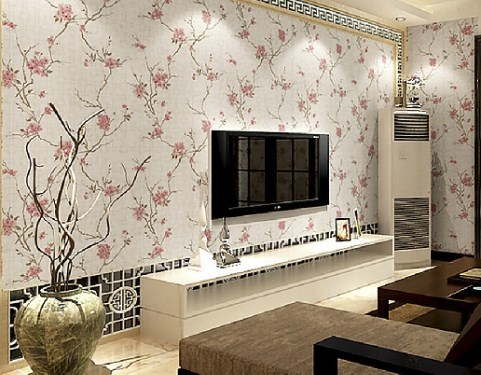 Kelebihan Menggunakan Wallpaper Dinding Dibanding Cat Biasa