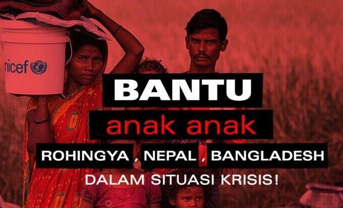 Donasi Indonesia SupportUnicef