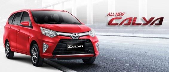 Harga Mobil Baru Toyota di Bandung, Toyota Calya
