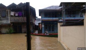 Banjir Kalsel Juni 2018
