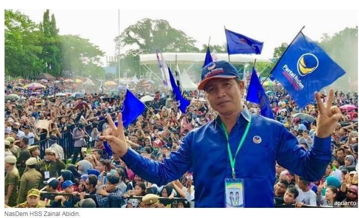 Hasil Pilkada Sementara HSS 27 Juni 2018 Terbaru