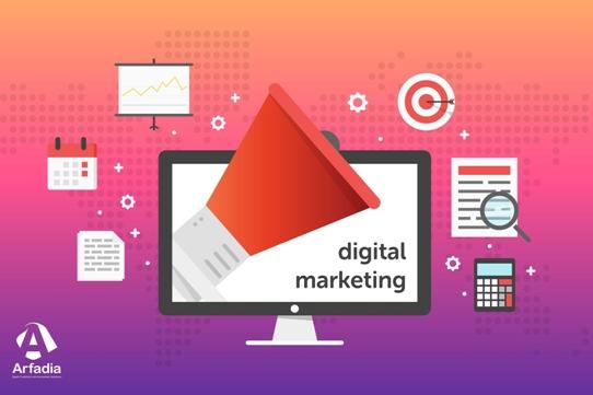 Jangan Ketinggalan Gunakan Pemasaran Digital dari Arfadia Untuk Pemasaran Produk Anda