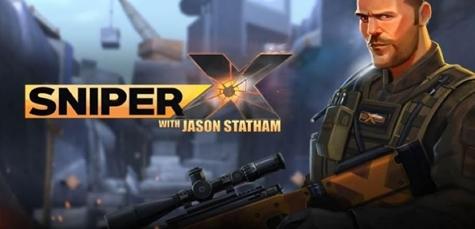 Sniper X Jason Statham