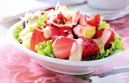 Cara Membuat Salad Buah yang Mudah dan Lezat 2019