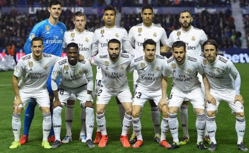HIGHLIGHT DAN HASIL PERTANDINGAN REAL MADRID LIGA CHAMPIONS MATCHDAY 1-4